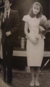 安倍昭恵の若い頃のヤンキー画像