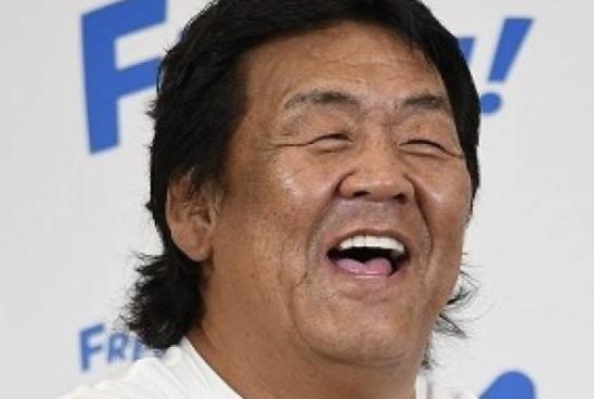 長州力のツイッターは慎太郎って誰?