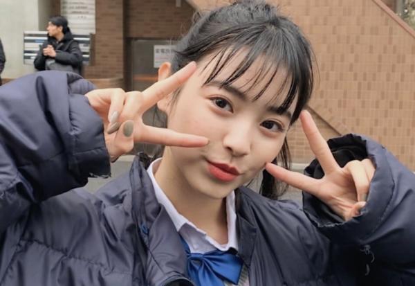 セブンティーン・田中杏奈が可愛い!