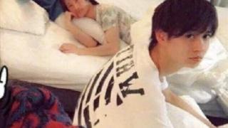 白岩瑠姫はジャニーズ時代にベッド画像流出?